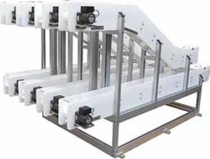 Système convoyage industriel sur mesure