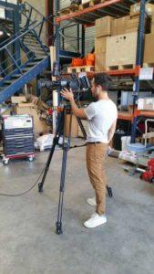 Reportage TV Farpi