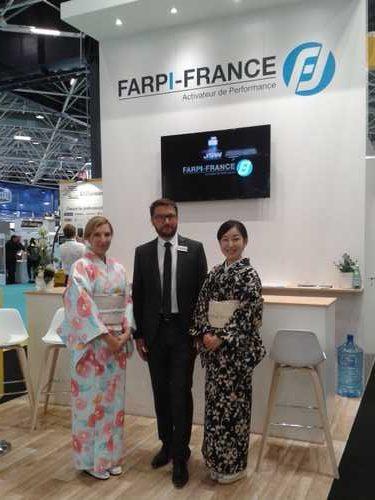 Solution plasturgie FARPI au FIP