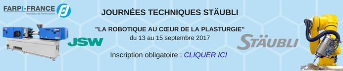 Journée Technique Staubli Lyon 2017