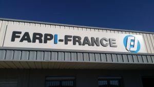 Identité visuelle FARPI-FRANCE