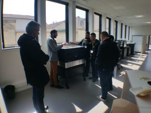 Visite Platefrome Additive