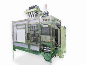 Fabricant machine extrusion-soufflage électrique